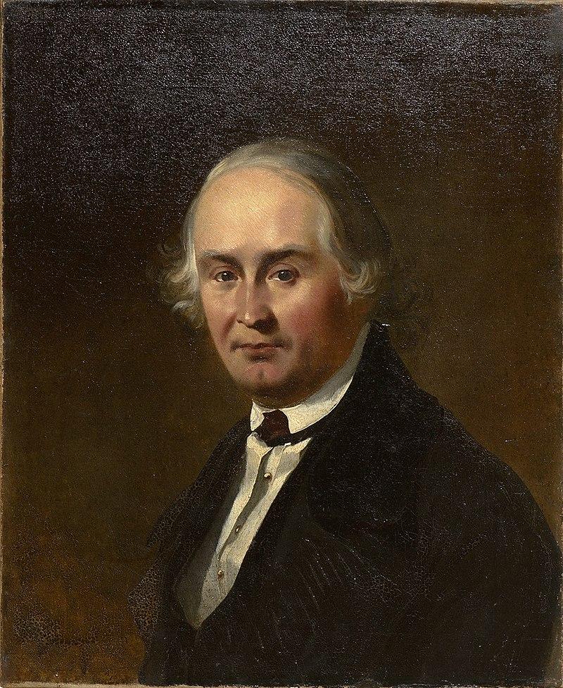 Портрет работы Т. Г. Шевченко