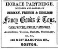1856 HoracePartridge Boston ad MassachusettsRegister.png