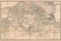 1858 map by H. Kiepert - Karte von Armenien, Kurdistan und Azerbeidschan.png