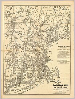 New York and New England Railroad