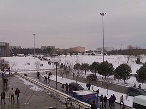 Uludağ University - Image: 190220082082