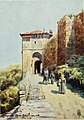 1906, Northern Spain, pp. 252-253, Segovia. Arco Santiago.jpg