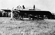 1912 Deperdussin at British Military Aircraft Trials