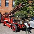 1912 Morris Belsize Fire Engine at Capel Manor, Enfield, London, England.jpg