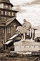 1913. «Богатырь». Скульптор А.Козельский ().jpg