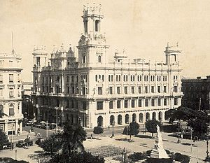 Museo Nacional de Bellas Artes de La Habana - Asturian Center in 1927