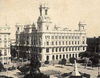 Museo Nacional de Bellas Artes de La Habana - Asturian Center in 1927