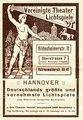 1920er Jahre circa Reklame Vereinigte Theater Lichtspiele Hannover.tiff