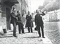 1930 Namur groupe Carlo Lambert, Groffier.JPG