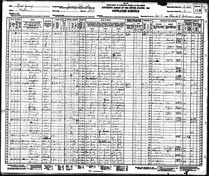 1930 United States Census - Population Schedule