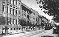 1931. Улица Артёма. Трамвай на рейсе.jpg