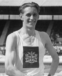Peter Wells (athlete) British-New Zealand high jumper