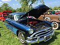 1953 Hudson Hornet sedan at 2015 Shenandoah AACA meet 1of3.jpg