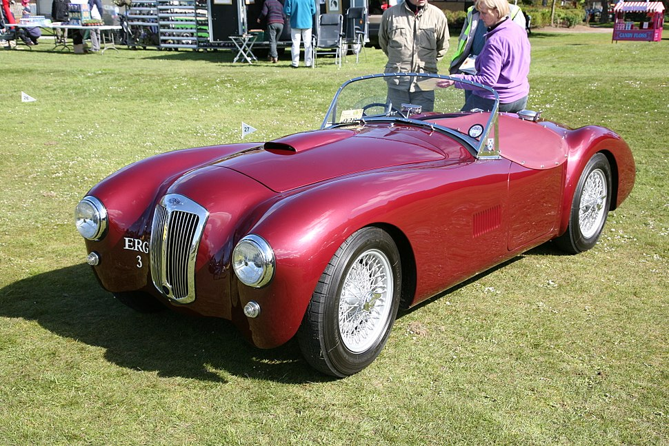 1956 Frazer Nash Mille Miglia