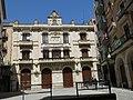 195 Casa de la Vila, pl. del Blat 1 (Valls).jpg