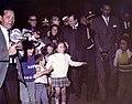 1969. Agosto, 7. Rafael Caldera durante su visita al Campo de Boyacá en Colombia.jpg