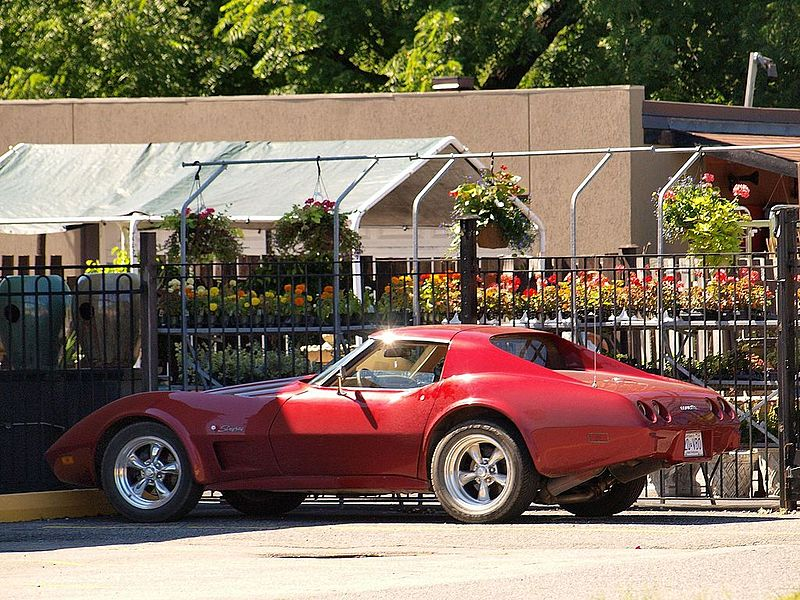 File:1970s Chevy Corvette Stingray (9384135705).jpg