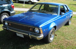 1971 AMC Hornet 2-door sedan blue f.jpg