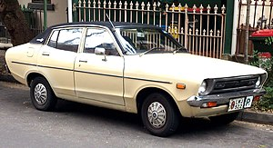 Tan Chong Motor - The Datsun 120Y was a best-seller in Malaysia.