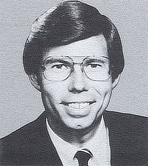 Bill McCollum - 1981, Congressional Pictorial Directory, McCollum as a first term Congressman