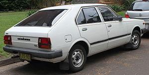 Nissan Pulsar - Datsun Pulsar TL 5-door (Australia)