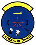 1982 Communications Sq emblem.png