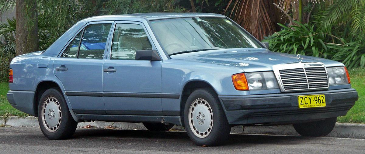 Plastikkdeksler P 229 Mercedes W124 Eksteri 248 R Detailers