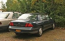 1995 chevrolet lumina ls rear