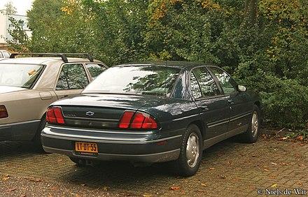 Chevrolet Lumina Wikiwand