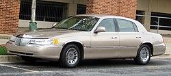 1998-2002 Lincoln Town Car