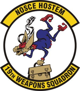 19th Weapons Squadron - Image: 19th Weapons Squadron