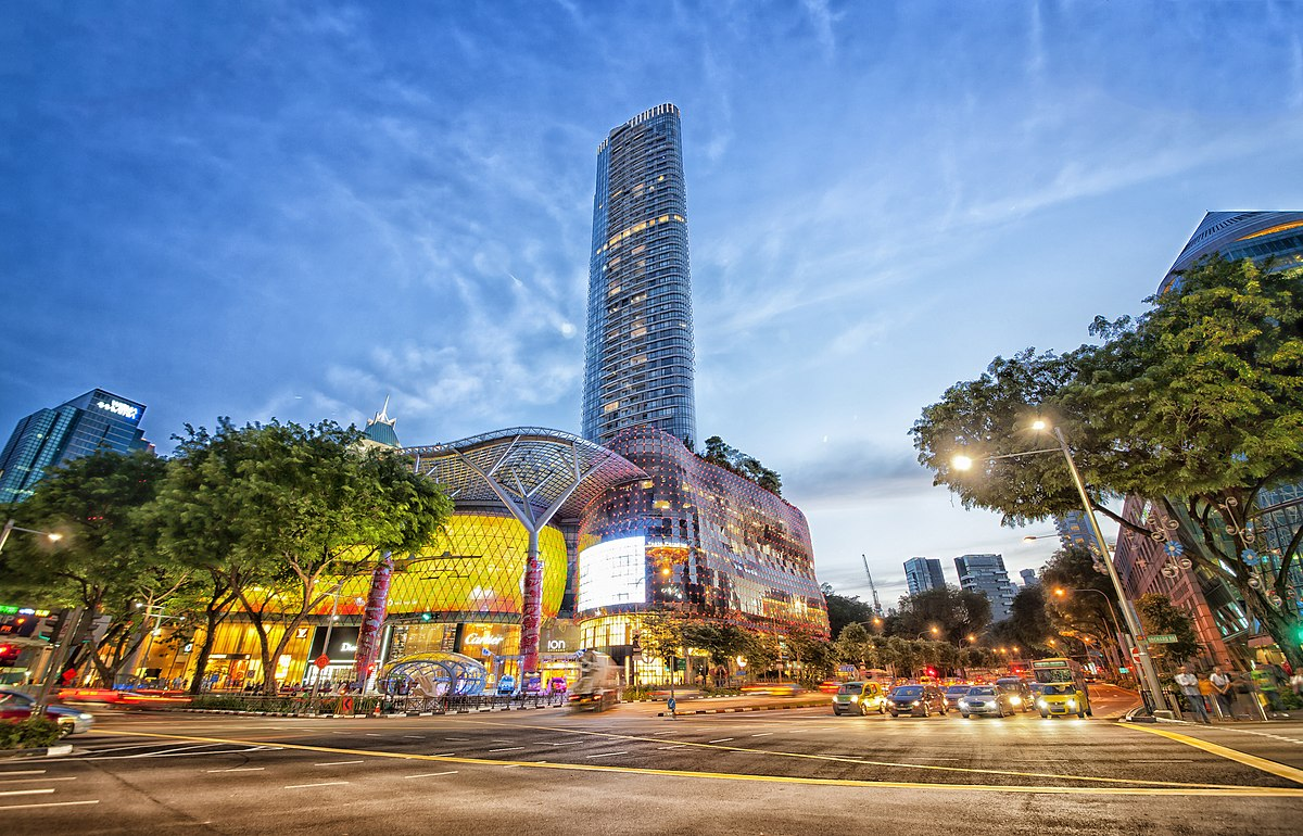 Hotel Orchard Road Singapore  Star