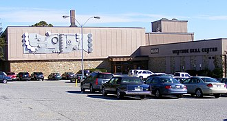 Edmondson-Westside High School - Edmondson Ave., Westside Building