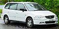 2000-2002 Honda Odyssey van (2011-11-17) 01.jpg