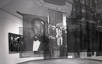 """Carrie Mae Weems - Carrie Mae Weems, """"The Hampton Project,"""" exhibition at the Williams College Museum of Art, 2000"""