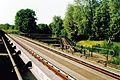 20010524 Maastricht; bridge on railway line 20 Hasselt - Maastricht crossing Zuid-Willemsvaart 2.jpg