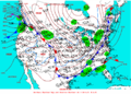2003-03-09 Surface Weather Map NOAA.png