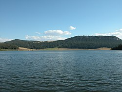 2003-08-16 View across Meadowlark Lake.jpg