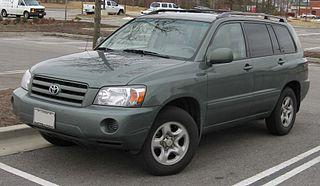 2004-06 Toyota Highlander