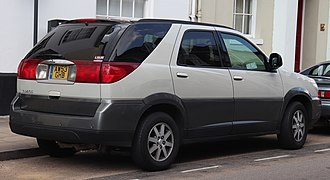 Buick Rendezvous - Rear view