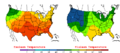 2006-05-27 Color Max-min Temperature Map NOAA.png