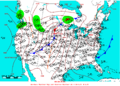 2006-05-28 Surface Weather Map NOAA.png