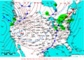 2007-01-06 Surface Weather Map NOAA.png
