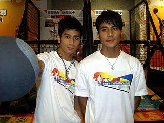 2moro Taiwanese musical duo