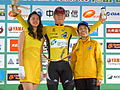 2008TourDeTaiwan Stage7 Overall Leader.jpg