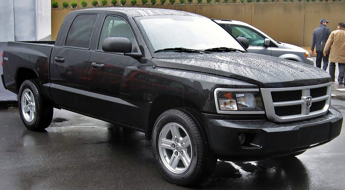 2005 Dodge Dakota 2 Door