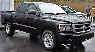 Dodge Dakota - Image: 2008 Dodge Dakota