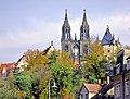 20091101445DR Meißen Burgberg von Westen.jpg