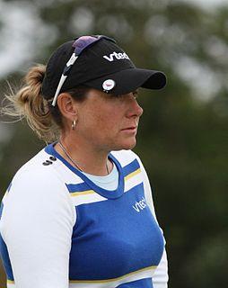 Karen Stupples English professional golfer