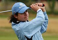 2009 Women's British Open - Lorena Ochoa (5).jpg